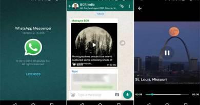 WhatsApp Tambahkan Fitur Video Streming dan Dukungan Untuk File GIF