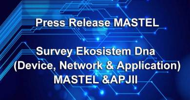 Press Release Hasil Survey MASTEL & APJII
