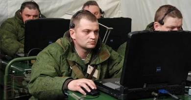 Militer Rusia Akui Adanya Upaya Lakukan Perang Siber