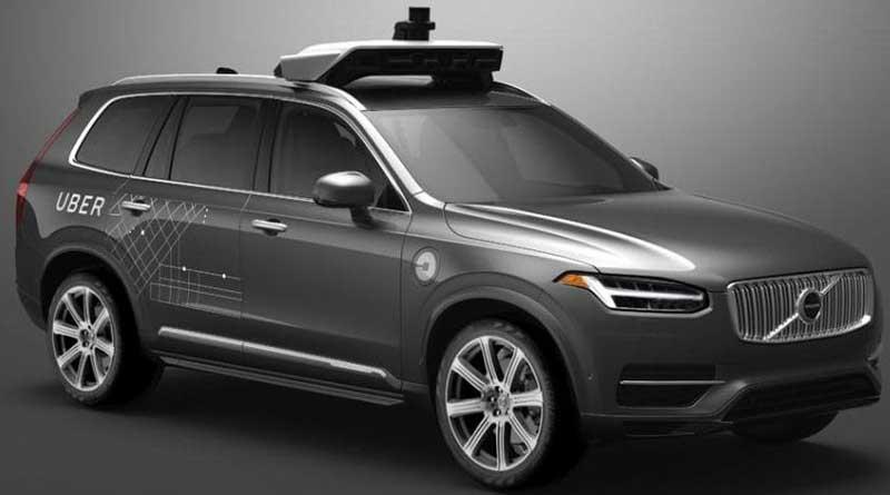 Mobil Tanpa Supir Uber