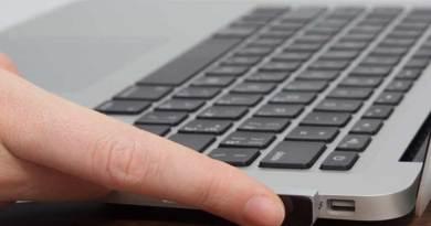 Smallest Finger Scanner