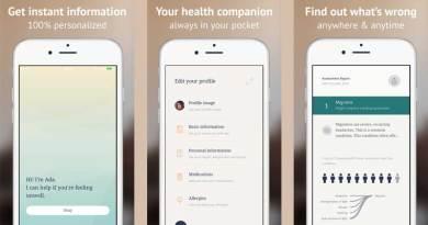 Terasa Kurang Sehat? Periksa Dengan Aplikasi Ini