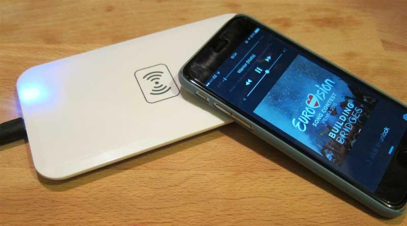 iPhone Gunakan Teknologi Isi Ulang Baterai Lewat WiFi
