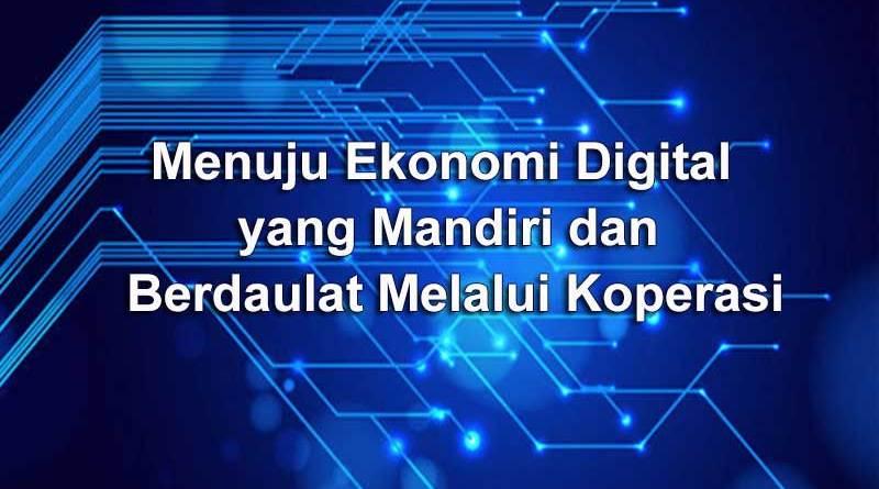 HUT Koperasi Digital Indonesia Mandiri