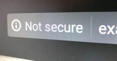 Chrome Peringatkan Pengguna Bila Akses Situs Tidak Aman
