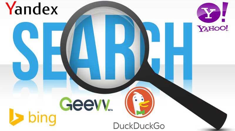 Google Alternatif, 5 Mesin Pencari Terbaik