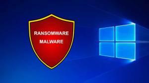 Windows 10: Controlled Folder Access