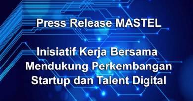 nisiatif Kerja Bersama Mendukung Perkembangan Startup dan Talent Digital