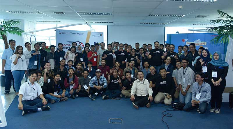 Peserta Digicoop Startup Grand Prix Ramaikan Bandung Digital Valley