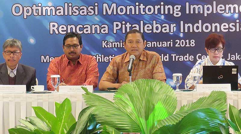Monitoring Optimalisasi Implementasi Rencana Pitalebar Indonesia