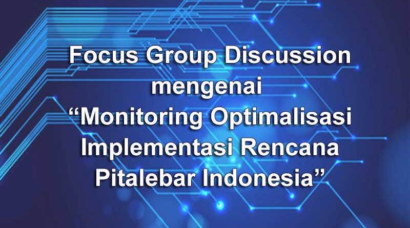 Monitoring Optimalisasi Implementasi Rencana Pitalebar Indonesia