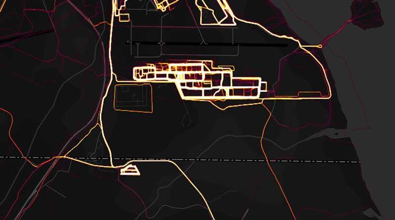 Aplikasi Fitness Ini Ungkap Lokasi Pangkalan Militer Rahasia Milik Amerika di Seluruh Dunia