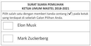 format surat suara