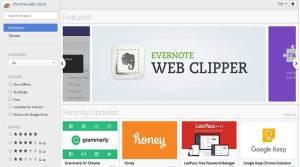 Ekstensi Chrome Akan Tersedia Hanya di Situs Google