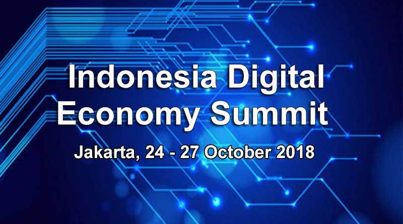 Indonesia Digtial Economy Summit