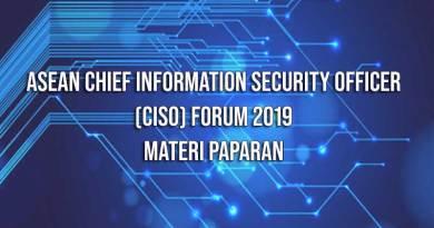 ASEAN CISO FORUM 2019