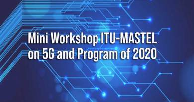 Mini Workshop ITU-MASTEL on 5G and Program of 2020