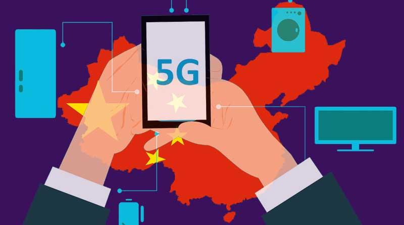 Tiongkok Luncurkan Jaringan 5G Terbesar di Dunia