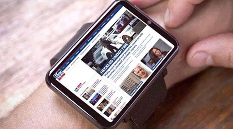 Jam Tangan Pintar Android ini lebih Canggih dari iPhone 7