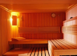 Sitting in a Sauna can raise Human Growth Hormone HGH