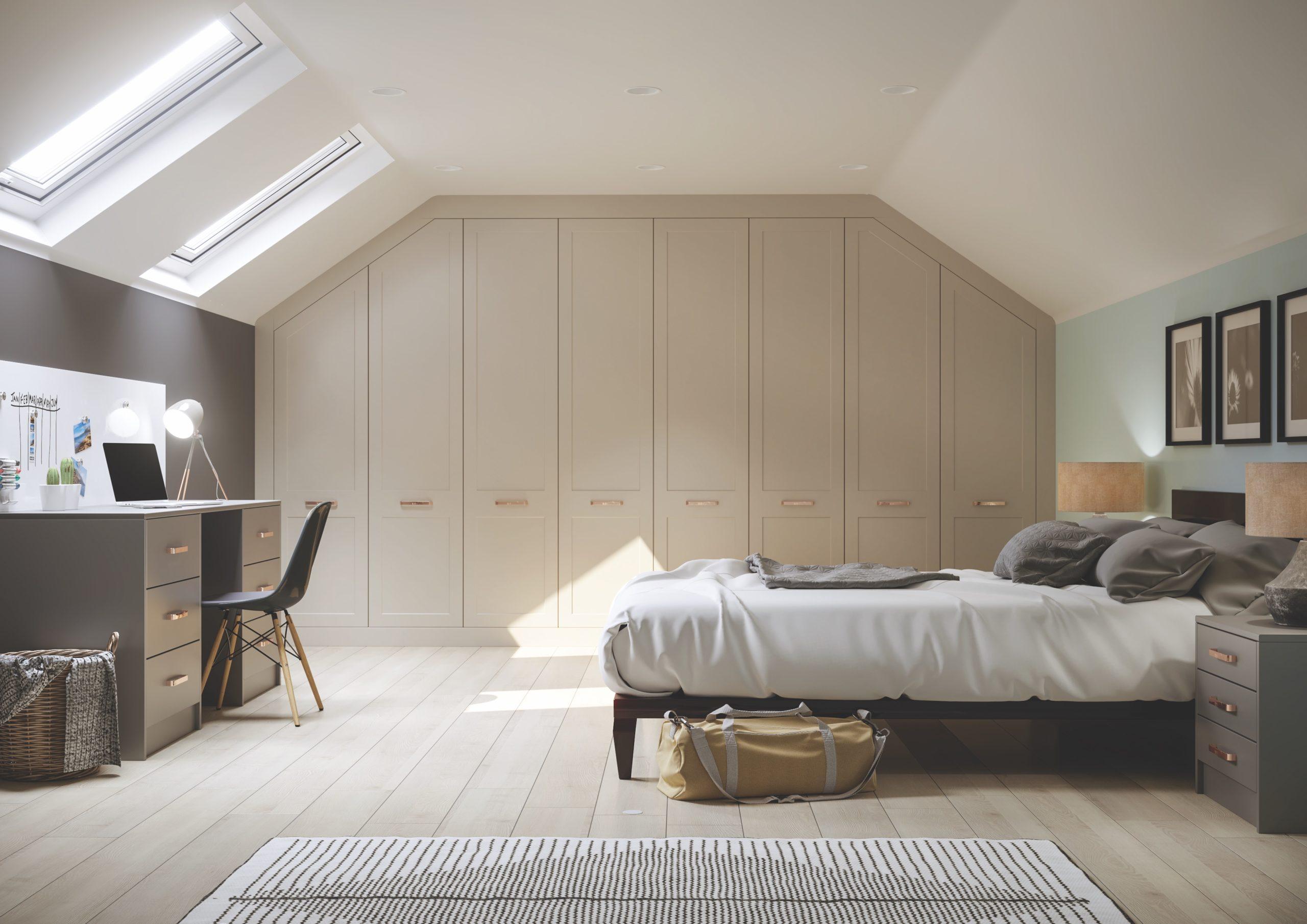 Beautiful Bedrooms Sliding Fitted Wardrobes Master Bedrooms Devon