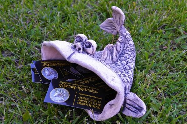 Сувенир в форме Рыбки 1