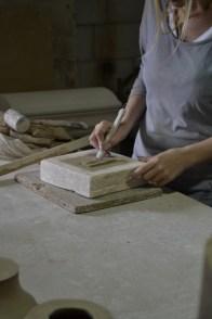 Плитка для камина 3