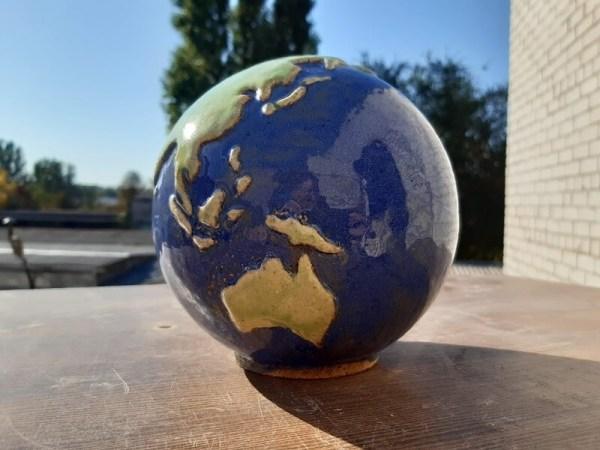 """Оригинальный подарок """"глобус мира"""" 1"""