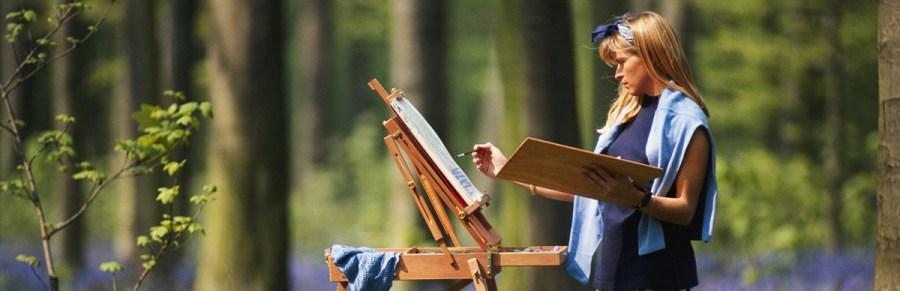 где проходят мастер классы художников