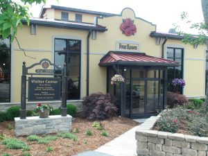 Four Roses Visitor Center and Tasting Room