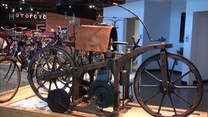 Replica of First Ever Bike