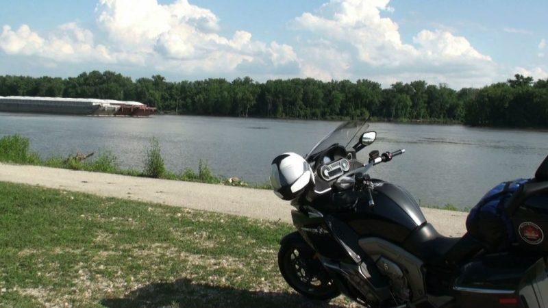 My Bike & the Mississippi