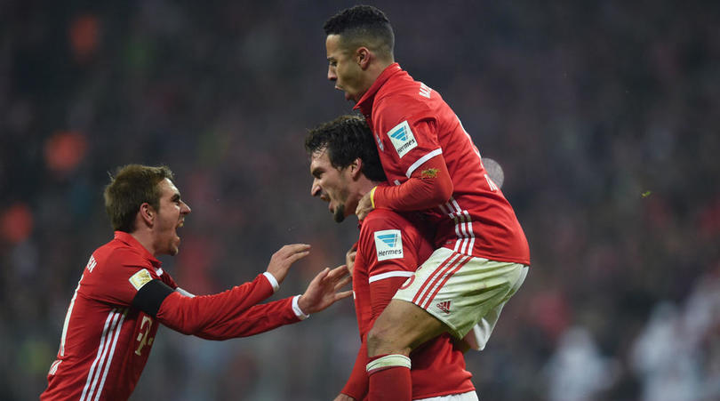 Hasil Pertandingan Bayern Munich 2 vs Bayer Leverkusen 1