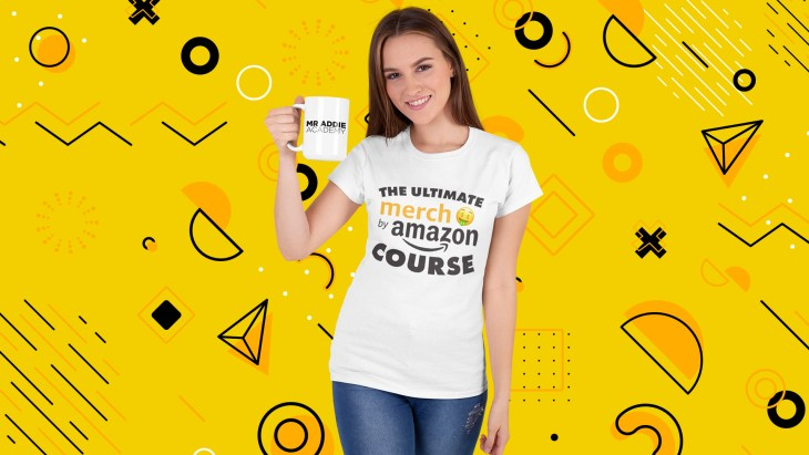 The Ultimate Merch By Amazon Course By Mr Addie