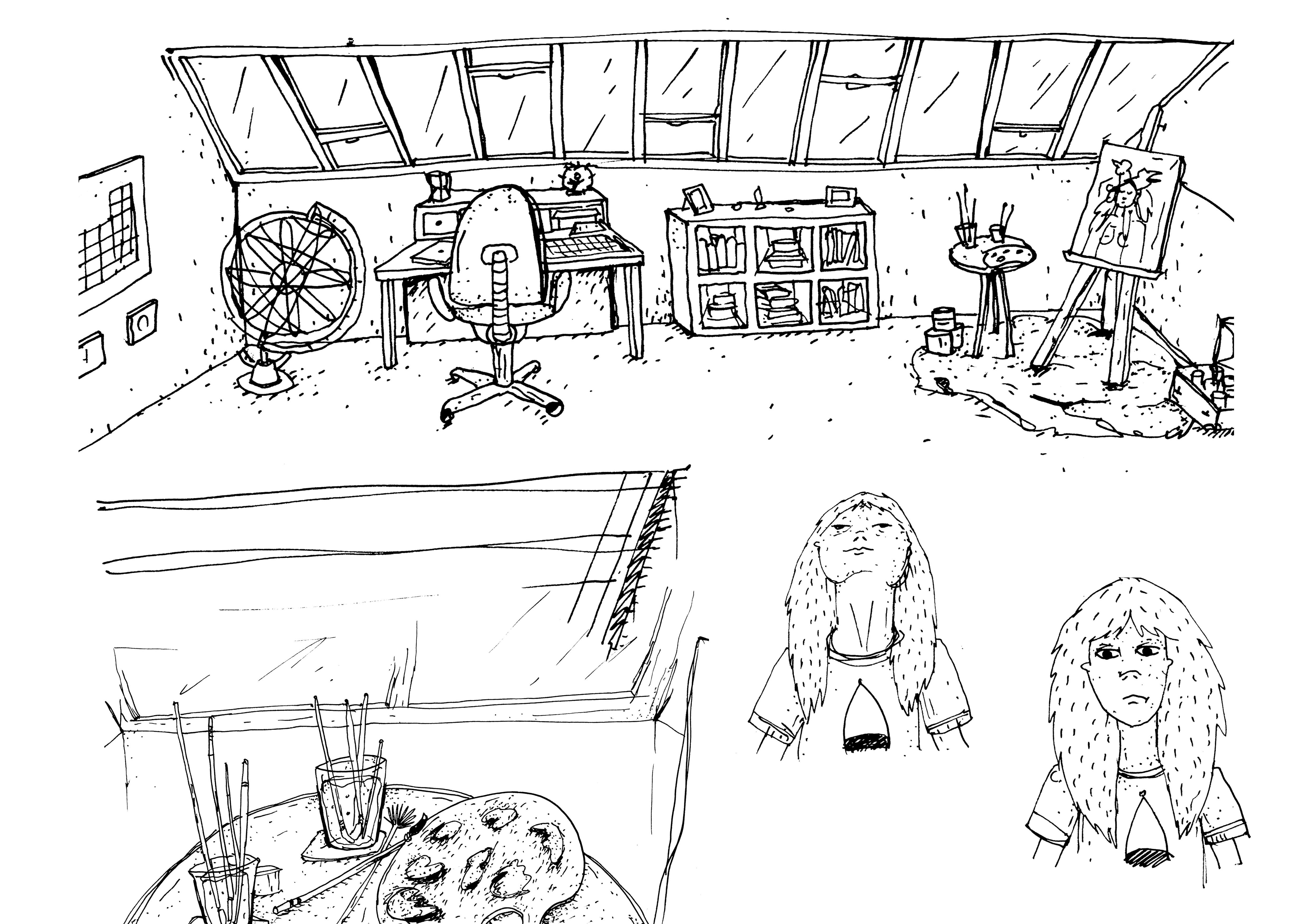Master of Animation Blog   AKV St.Joost