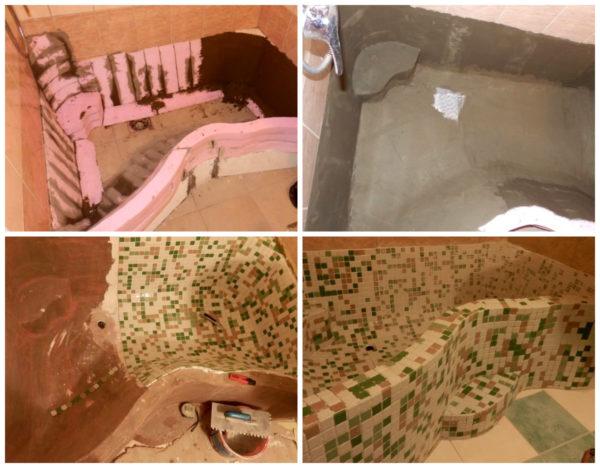 เทคโนโลยีการผลิตอาบน้ำจากโฟมชิ้นโฟม