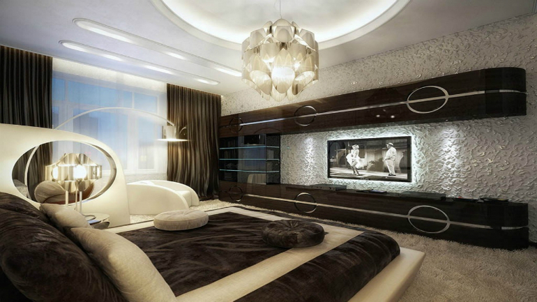 5 Bedroom Designs For A Different Sleeping Space