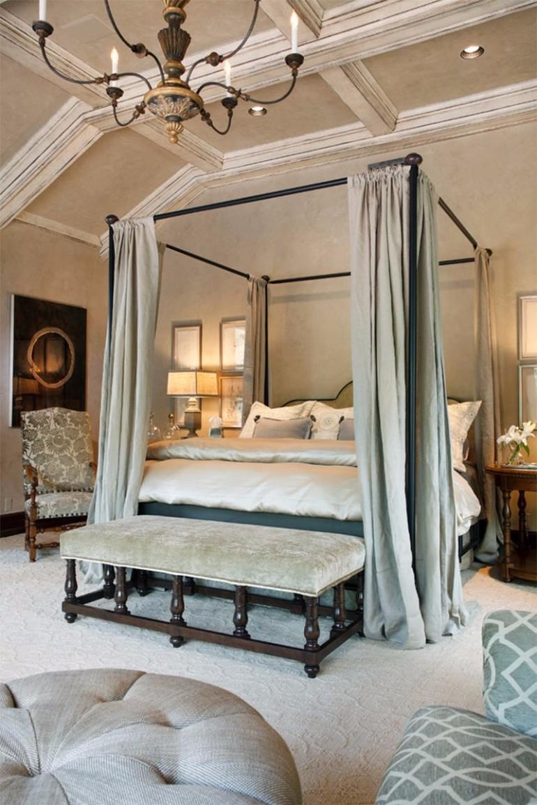 Best Ideas For Romantic Master Bedrooms  Master Bedroom Ideas