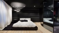 Sleek and Modern Black and White Bedroom Ideas  Master ...