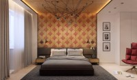 Master Bedrooms with Striking Wood Panel Designs  Master ...