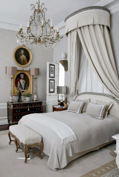 french master bedroom interior design 10 French Style Master Bedrooms – Master Bedroom Ideas