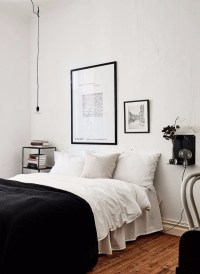 How To Decorate Your Room In Black And White  Master ...