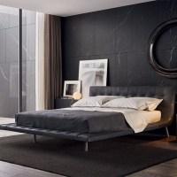 Elegance & Luxury with Dark Bedroom Designs  Master