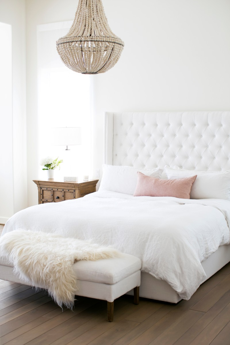 Pinterests 10 Most Charming White Bedroom Designs  Master Bedroom Ideas