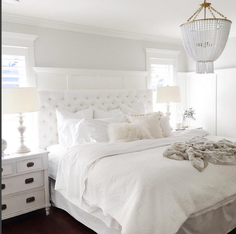 Pinterests 10 Most Charming White Bedroom Designs