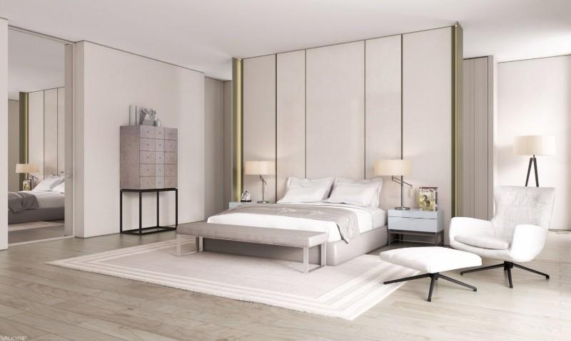 10 Elegant Yet Simple Bedroom Designs