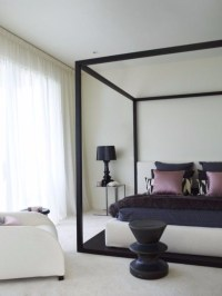 10 Master Bedroom Designs with Modern Canopy Beds  Master ...