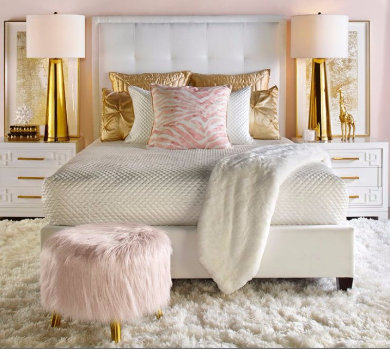 Bedroom Inspiration 10 Charming Bedrooms in Millennial