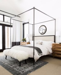94+ Master Bedroom Design Ideas Canopy Bed - Contemporary ...