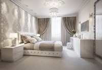 Sumptuous Bedroom Inspiration in Shades of Silver  Master ...